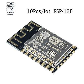 10Pcs / lot esp8266 módulo inalámbrico esp-12f placa de desarrollo serie esp12f módulo remoto de actualización
