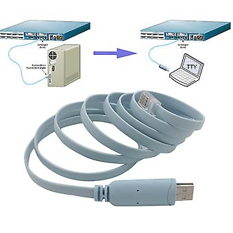 Câble usb vers Rj45 serial console express net routeurs pour routeur Cisco