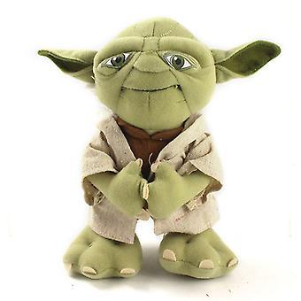 22cm Star Wars Force Awakens Master Yoda Alien Old Man Klassikkoelokuva Muhkea Peluche Pehmeä pehmolelu nukke lahja lapsille lapsille