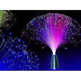 Zmieniające kolor światło Kolorowe światło światłowodowe światło odpowiednie na festiwale