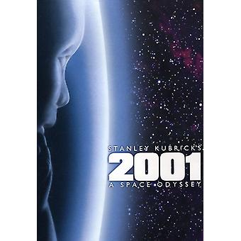 2001: A Space Odyssey [DVD] USA import