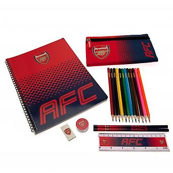 Arsenal ultimative Briefpapier Set FD