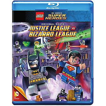 LEGO: Dc Comics Superhelden: Justice League vs. [BLU-RAY] USA Import