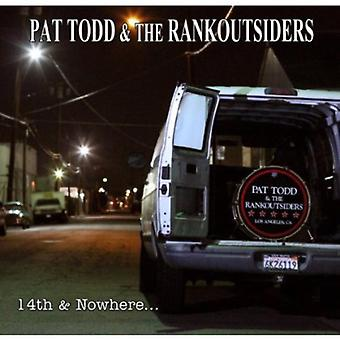 Pat Todd & the Rankoutsiders - 14th & Nowhere [CD] USA import
