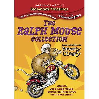 Musen & motorsykkel samling [DVD] USA importere