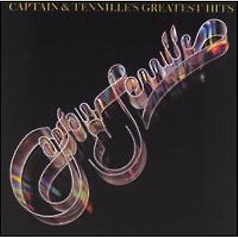 Captain & Tennille - Greatest Hits [CD] USA importare