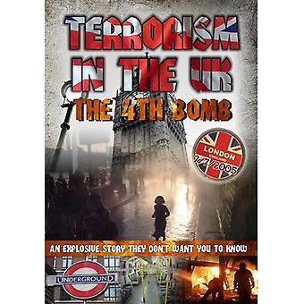 Terrorism in the U K-4th Bomb [DVD] USA import