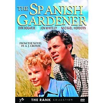 Spanish Gardener [DVD] USA import