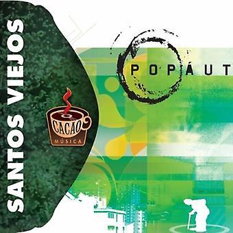 Santos Viejos - Popaut [CD] Yhdysvallat tuoda