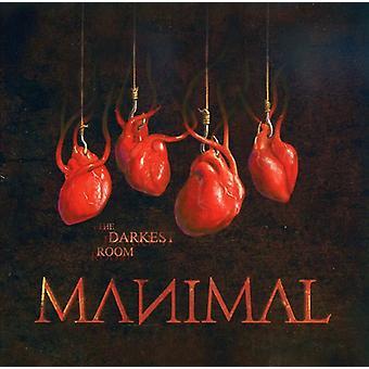 Manimal - 暗い部屋 [CD] アメリカ インポートします。
