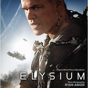 Importation de Ryan Amon - Elysium [Original Motion Picture Soundtrack] [CD] é.-u.
