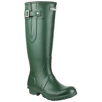 Cotswold Dame Windsor Høye Wellington Boot Grønn