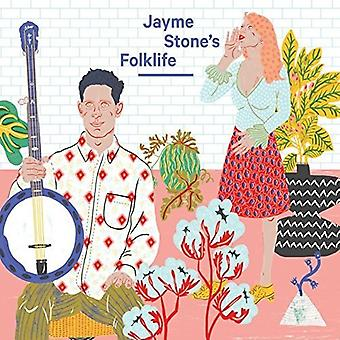 Jayme Stone - Jayme Stone's Folklife [CD] USA import