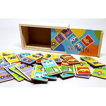 2-hraní herních vozů Domino