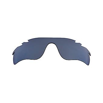 SeekOptics Replacement Lenses for Oakley Vented Radarlock Path Polarized Iridium UV400