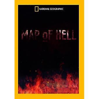 Karte der Hölle [DVD] USA import