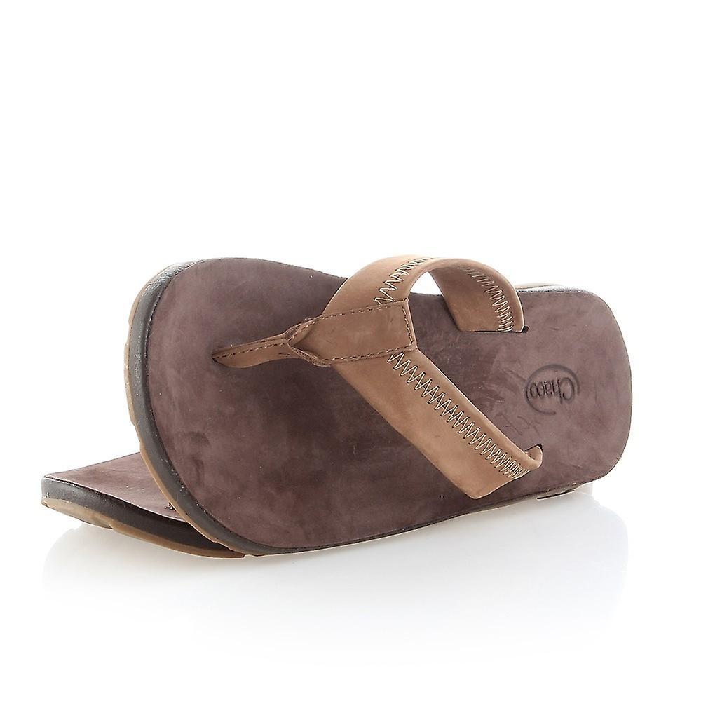 Chaussures d'hommes de Chaco Flippin Chill muscade J102347 été universel