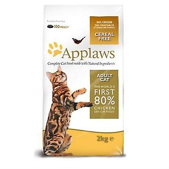 Applaws naturalne kompletne Cat Adult sucha karma Mix z kurczaka 2kg