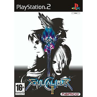 SoulCalibur II (PS2) - Neu