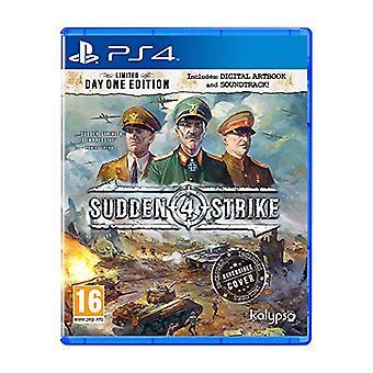 Sudden Strike 4 (PS4) - New