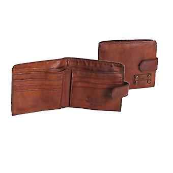Ashwood Shoreditch Vintage Mens Leather Wallet