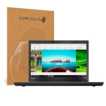 Celicious Impact Anti-Shock Shatterproof Screen Protector Film Compatible with Lenovo ThinkPad T470p (Touch)