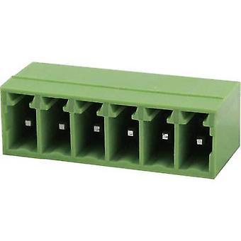 Degson Socket enclosure - PCB Total number of pins 3 Contact spacing: 3.5 mm 15EDGRC-3.5-03P-14-00AH 1 pc(s)