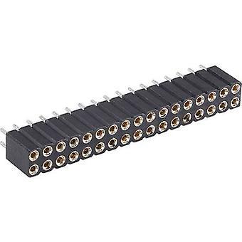 BKL elektronische recipiënten (precision) nr. rijen: 2 pinnen per rij: 13 10120811 1 PC('s)