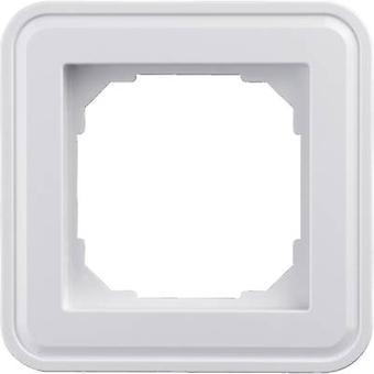 Sygonix 1x Frame SX.11 Sygonix white, (glossy) 33598R