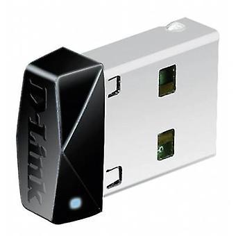 D-Link DWA-121 Wi-Fi dongle USB 2.0 150 MBit/s