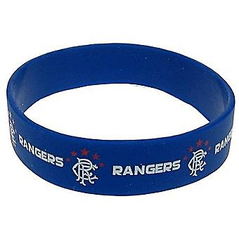 Glasgow Rangers Fc silicona pulsera