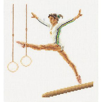 Thea Gouverneur Counted Cross Stitch Kit 6.25