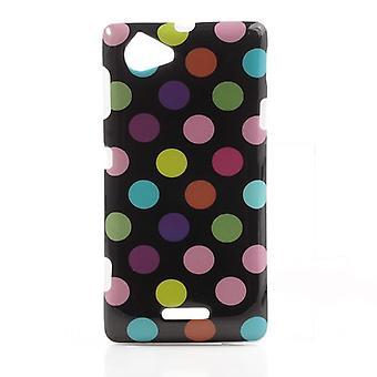 Etui til mobiltelefon Sony Xperia L S36h