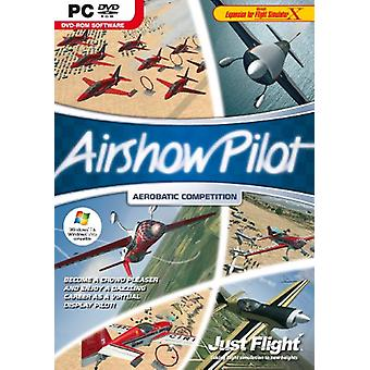 Airshow Pilot for Flight Simulator X (PC DVD) - As New