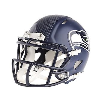 Riddell mini football helmet - NFL Seattle Seahawks speed