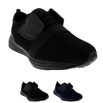Mens Lightweight Walking Running Athletic Fitness Cushioned Trainers UK 3-10