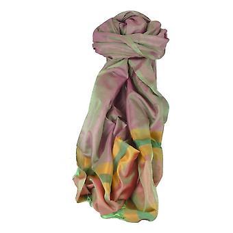 Варанаси границы премьер шелковые длинный шарф наследия Раджагопала 254, пашмины & шелка