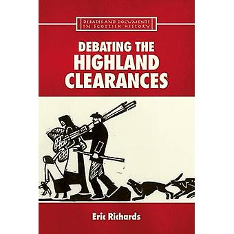 Keskustelemme Highland välykset Eric Richards - 9780748621835 kirja