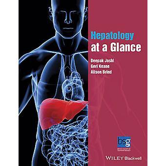 Hepatologi Snabböversikt av Deepak Joshi - Geri Keane - Alison Brind-