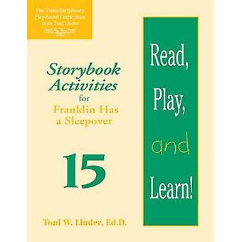 Lire - jouer - et d'apprendre! -Activités romanesque de Franklin a une Sle