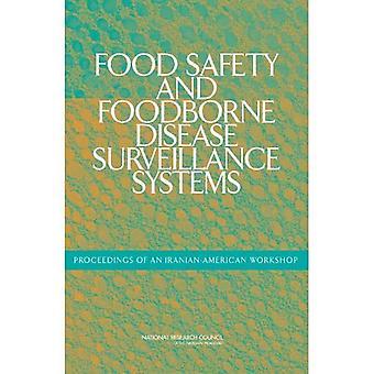 Sicurezza alimentare e sistemi di sorveglianza di malattia di origine alimentare: atti del Workshop iraniano-americano