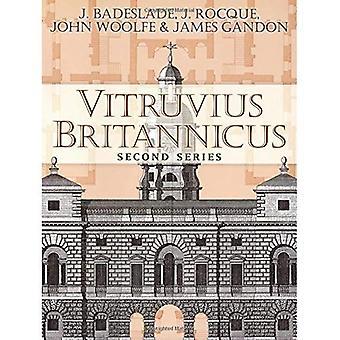 Vitruvius Britannicus, segunda Serie