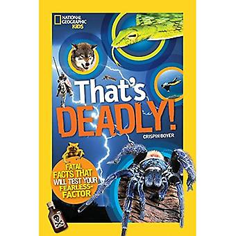 C'est mortel (National Geographic Kids)