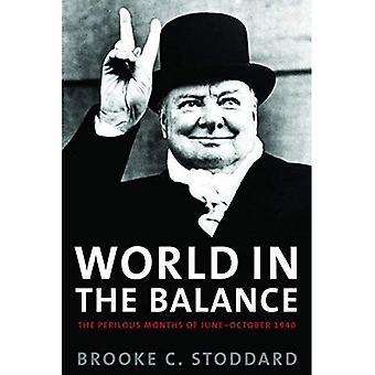 Welt in der Balance: die gefährliche Monate von Juni bis Oktober 1940