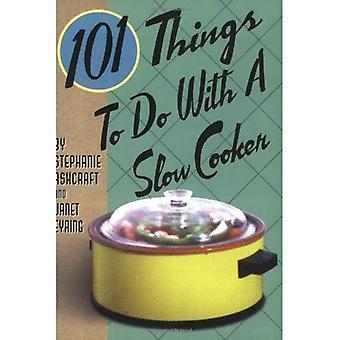101 choses à faire avec une mijoteuse