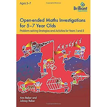 Open-ended Maths Investigations for 5-7 Year Olds