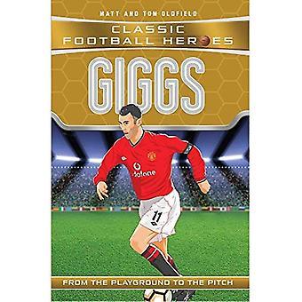 Giggs - klassiska fotboll hjältar (Häftad)