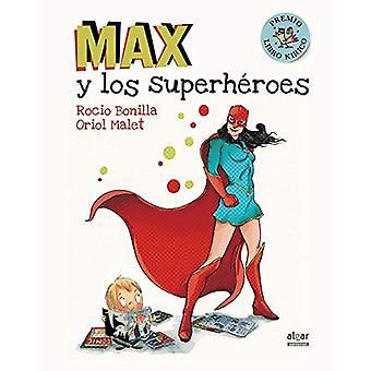 Max y Los super-heróis