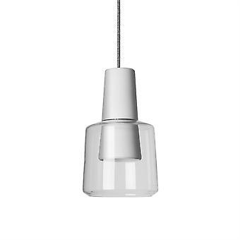 Khoi singel pendel ljus vit - lysdioder-C4 00-4037-14-37