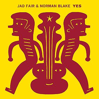 Fair, Jad / Blake, Norma - Yes [Vinyl] USA import
